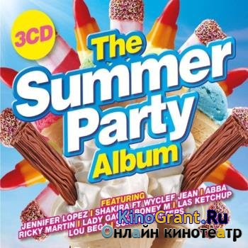 VA - The Summer Party Album (Box Set, 3CD) (2020)